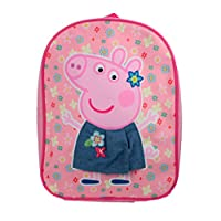 Peppa Pig 3D Skirt Bag Bags & Accessories Synthetic Material Kids Bags Pink/Blue