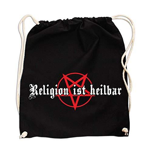 Rucksack Religion ist heilbar