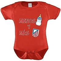 CamisetasATM1903 Body ATLÉTICO DE Madrid Menos BIBERÓN Y ...