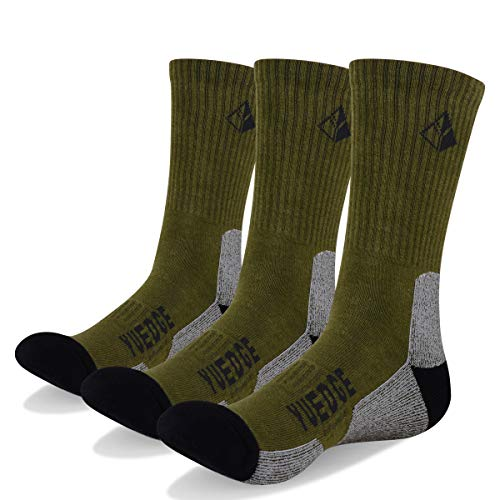 YUEDGE Men's 3 Pairs Breathable ...