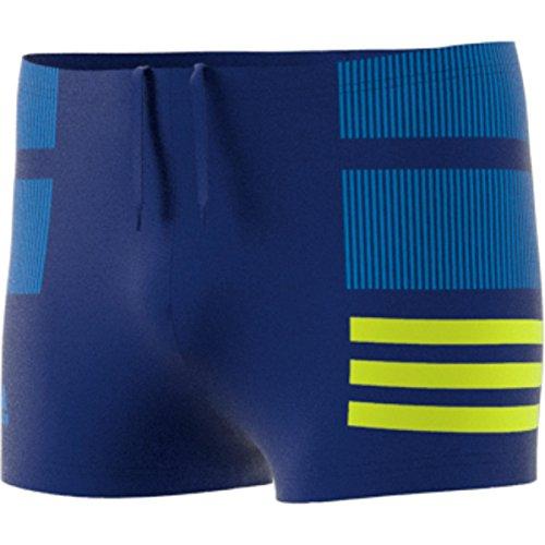adidas Infinitex Colourblock 3bandes pour garçon de Boxer de bain pour homme, Garçon, Infinitex Colourblock 3-Streifen Boxer