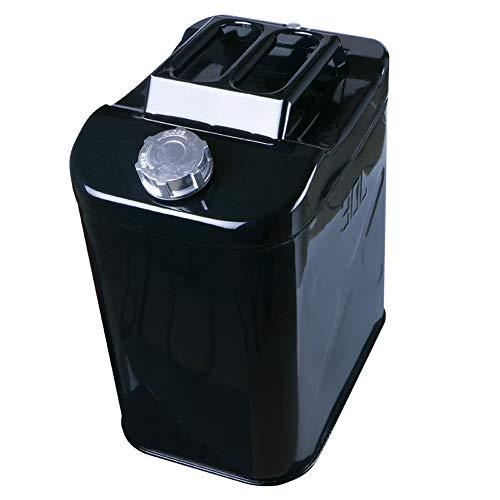 YONG FEI Serbatoio carburante portatile, 20 litri, serbatoio antigelo galvanizzato da 30 litri, serbatoio di carburante addensato, veicoli vari e piccole imbarcazioni Contenitore per la benz