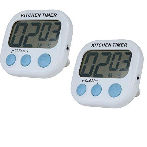 digital, LCD, Timer (Klassenzimmer Stoppuhr)