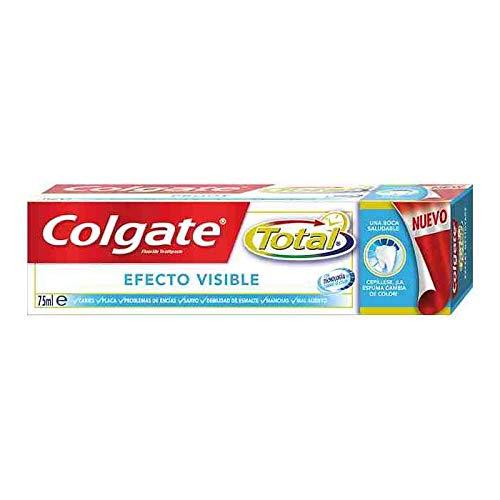 COLGATE TOTAL pasta dentífrica efecto invisible tubo