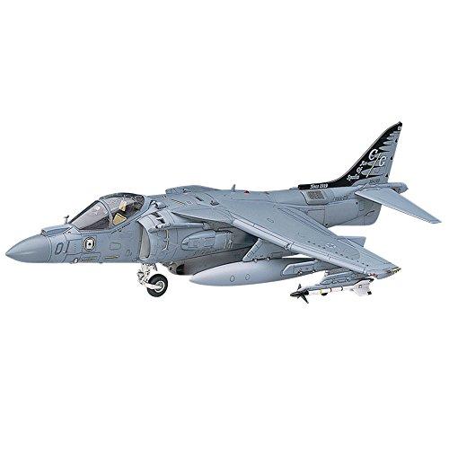 Hasegawa HAS PT28 - AV-8B Harrier II Plus U.S. Marine Plus Marine