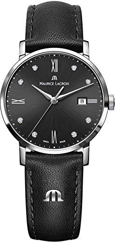 Maurice Lacroix Eliros EL1084-SS001-350-1 Reloj de Pulsera para hombres Plano & ligero