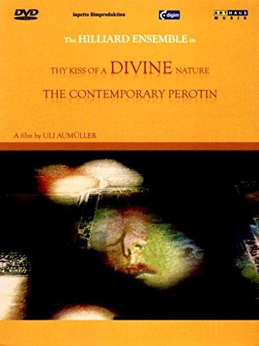 Preisvergleich Produktbild Dein Kuss von göttlicher Natur - Der Zeitgenosse Perotin (2 DVDs, + Audio-CD, NTSC)