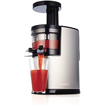 Hurom Hg Ebe11 Slow Juicer : Hurom Slow Juicer HF argent Entsafter - 2nd Generation: Amazon.fr: Cuisine & Maison