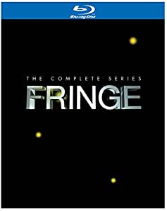 Fringe: The Complete Series [Blu-ray] [US Import]