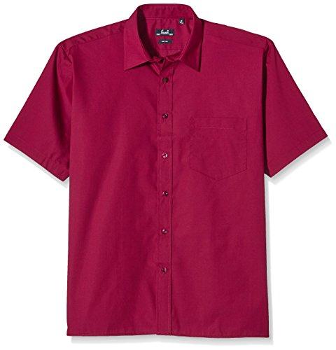 premier-workwear-mens-poplin-regular-fit-short-sleeve-formal-shirt-red-burgundy-xxxx-large-manufactu