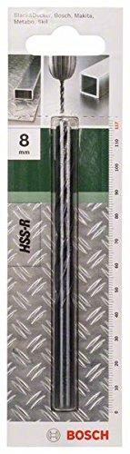 Bosch Metallbohrer HSS-R rollgewalzt (Ø 8 mm)