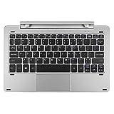 Mini-Tastatur für Chuwi Hi10 Pro/HiBOOK Pro nichtmagnetische Saugschlitz-Tastatur