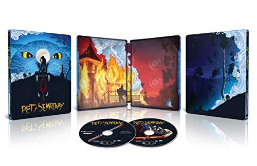 Image de Simetierre [4K Ultra HD + Blu-ray - Édition boîtier SteelBook]