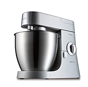 Kenwood KMM770 Kitchen Machine, 1200 W, 6.7 Litri, Alluminio ...