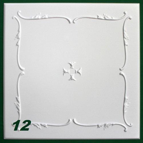 1-m2-deckenplatten-styroporplatten-stuck-decke-dekor-platten-50x50cm-nr12