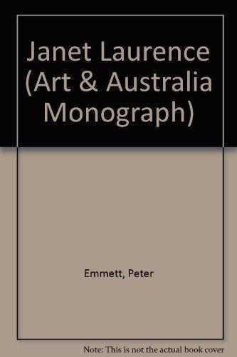 Janet Laurence (Art & Australia Monograph S.) por Peter Emmett