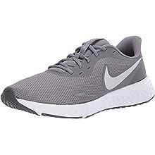 Nike Nike Revolution 5, Men's Track and Field Shoe, Multicolour (Cool Grey/Pure Platinum/Dark Grey 005), 6 UK (39 EU)