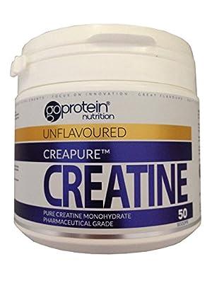 250g Creatine by GoProtein