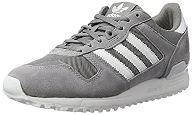 adidas Herren ZX 700 Sneakers Grau Footwear White/Grey