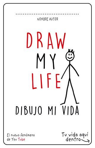 Draw my Life, Dibuja mi Vida, Colección Libros Magazzini Salani