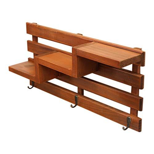 Xigeapg Hand Gefertigte Holz Kisten Cargo Organizer Aufbewahrungs Box Einfache Kleine Schlüssel H?ngen Aufbewahrungs Koffer Telefon Regale Holz Regal Holz Regal Massiv Holz Wand Regal