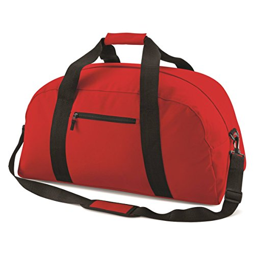 BagBase Klassische holdall Classic Red