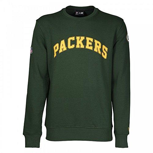 ckers Team Apparel Crewneck NFL Sweatshirt Grün, S ()