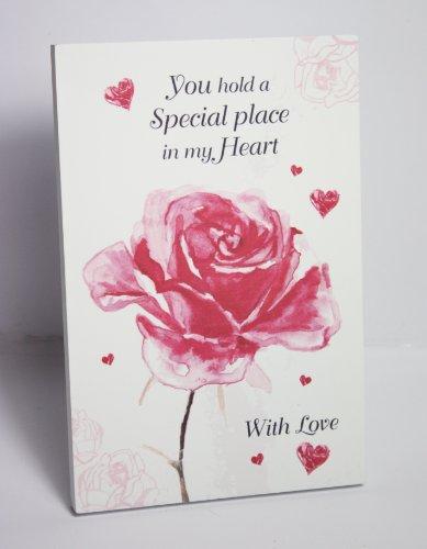 basta-tenere-una-speciale-nel-mio-cuore-placca-con-cornice-portafoto-stile-supporto-rose-e-cuori-dec