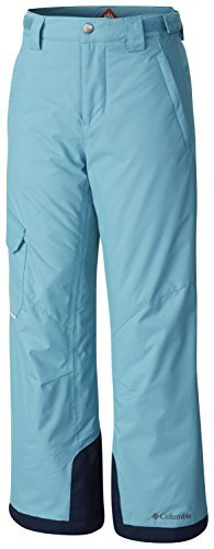 Columbia Boy 's Bugaboo Ski-Jacken, unisex, Pacific Rim (Gelb Columbia Fleece-jacke,)