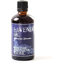 Olio essenziale di lavanda–100ML–100% puro