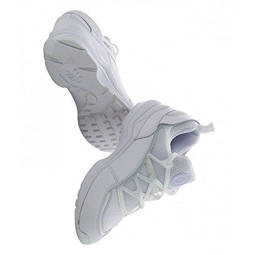 Nike Mens Air Huarache Leather Trainers Weiß