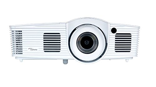 Preisvergleich Produktbild OPTOMA W4164500ANSI Lumen DLP 3d Desktop Projector Weiß