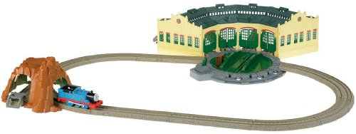 Thomas and Friends TrackMaster Tidmouth Sheds Playset