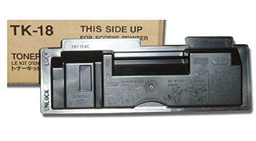 kompatible XXL Tonerkartusche für Kyocera TK-18 FS-1018 MFP FS-1020 FS-1020D FS-1020 DN FS-1020 DT FS-1020 DTN FS-1118 FS-1118 F MFP FS-1118 FDP -