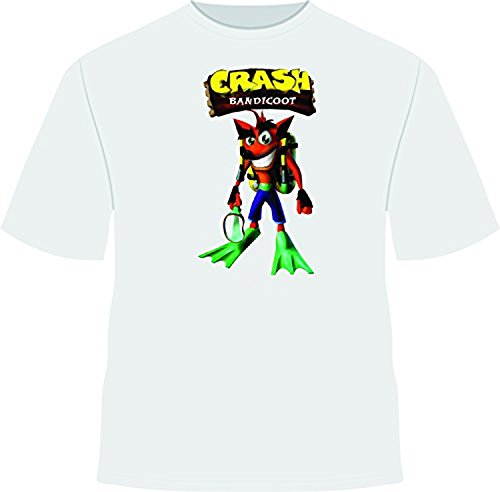 Crash Bandicoot, Best Quality Costum Tshirt