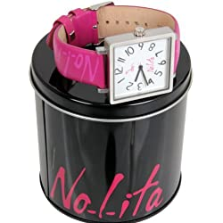 NOLITA ladies wristwatch pink 02 CM