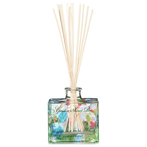 Yankee-candle-Garden-Sweet-Pea-Classic-Reed-Diffuser-Multi-Colour
