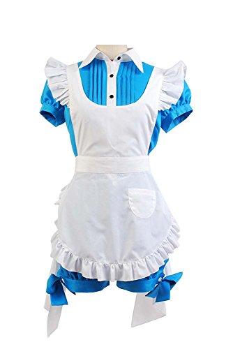 Kuroshitsuji Earl Ciel Alice Kleid Cosplay Kostüm Damen - Ciel Kleid Kostüm