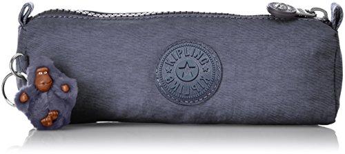 Kipling freedom astuccio, 25 cm, blu (true jeans)