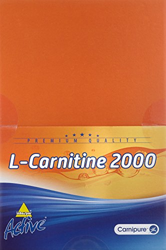 Inkospor Active L-Carnitine 1000 20 x 25ml, 1er Pack (1 x 500 g)