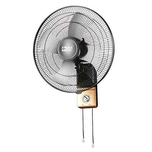 ZXZJ Ventilador de pared, ventilador de pared silencioso para restaurante en casa, ventilador de ahorro...