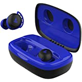 boAt Airdopes 441 Pro TWS Ear-Buds with IWP Technology, Up to 150H Playback with Case, Power Bank Function, IPX7 Water Resistance, Super Touch Controls, Secure Sports Fit & Type-C Port(Sporty Blue)