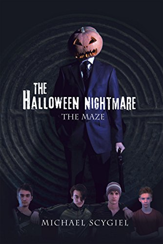 The Halloween Nightmare: The Maze (English Edition)