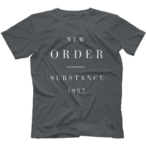 Die New T-shirt (New Order Substance T-Shirt in 11 Farben)