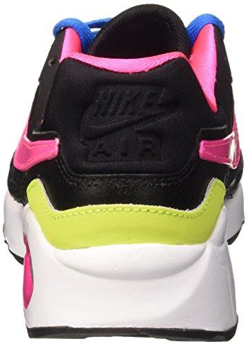 Nike Air Max St (Gs) Scarpe Sportive, Ragazza Black/Pink Pow-White-Pht Blue