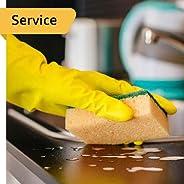التنظيف العميق للمطبخ