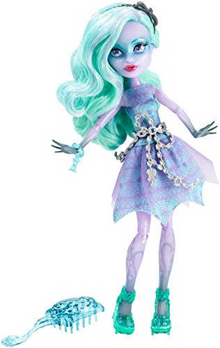 Monster High Haunted Getting Ghostly Twyla (Twyla Aus Monster High)
