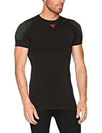 Dainese Trail Pro Armor Camiseta, Hombre, Negro, FR : L (Taille Fabricant : L)