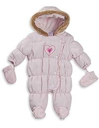 e54a9a99e Style It Up Babies Baby Girl Boy Padded Bubble Coat Jacket Snowsuit  Pramsuit Winter Parka