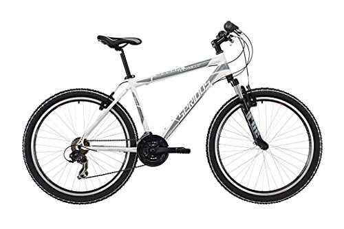 Serious Rockville 26″ white Rahmengröße 50 2017 MTB Hardtail